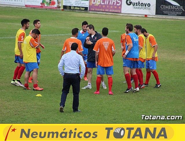 Olímpico de Totana - CAP Ciudad de Murcia (0-5) - 16
