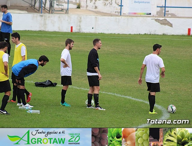 Olímpico de Totana - CAP Ciudad de Murcia (0-5) - 17