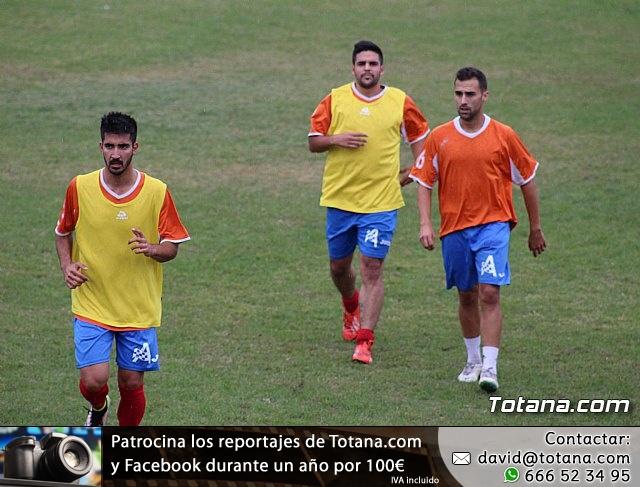 Olímpico de Totana - CAP Ciudad de Murcia (0-5) - 18
