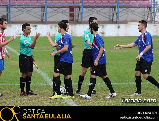 Olímpico de Totana - CAP Ciudad de Murcia (0-5) - 31