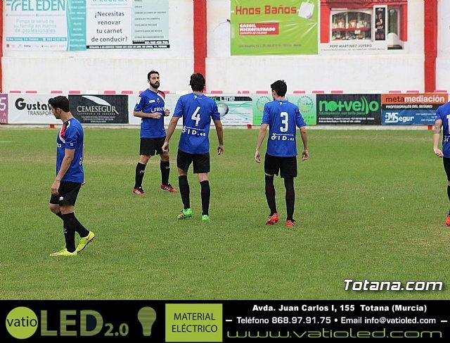 Olímpico de Totana - CAP Ciudad de Murcia (0-5) - 34