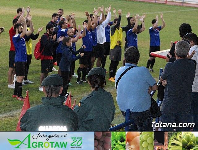 Olímpico de Totana - CAP Ciudad de Murcia (0-5) - 180