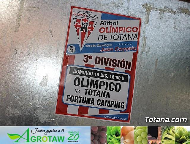 Olímpico de Totana - Club Fortuna (2-2) - 2