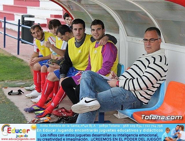 Olímpico de Totana - Club Fortuna (2-2) - 15