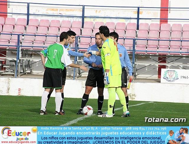 Olímpico de Totana - Club Fortuna (2-2) - 18