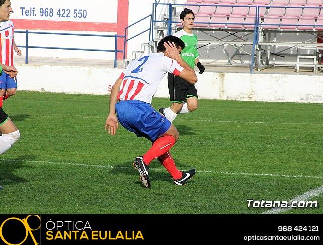 Olímpico de Totana - Club Fortuna (2-2) - 22