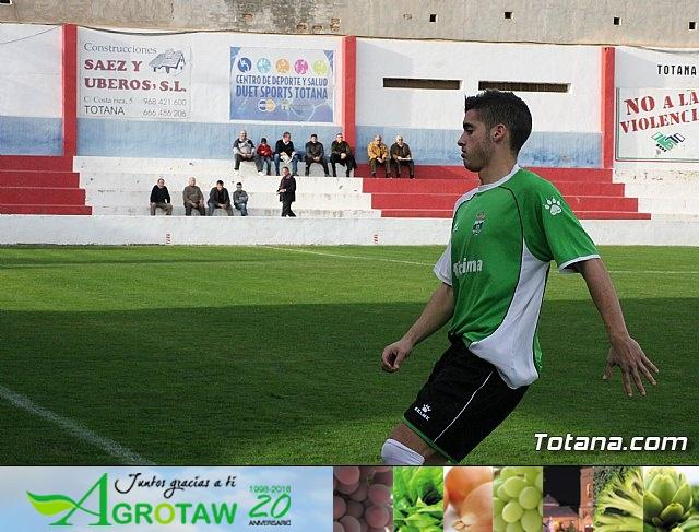 Olímpico de Totana - Club Fortuna (2-2) - 24