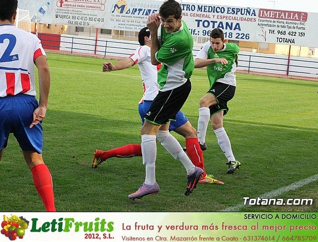 Olímpico de Totana - Club Fortuna (2-2) - 28