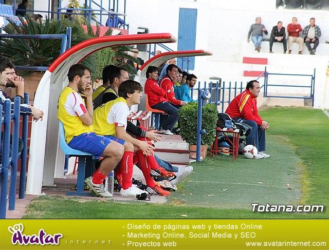 Olímpico de Totana - Club Fortuna (2-2) - 37