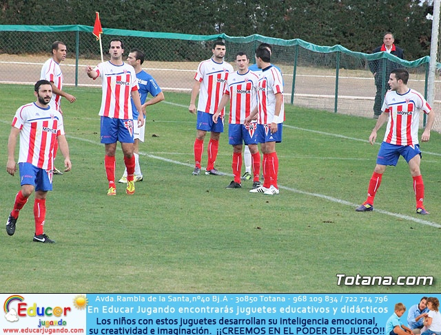 Olímpico de Totana - CD Plus Ultra (2-2) - 5
