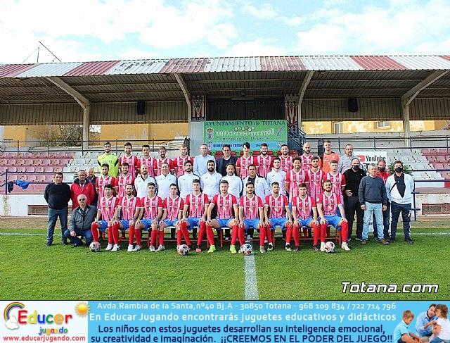 Olímpico de Totana Vs UCAM Murcia B (0-2) - 2