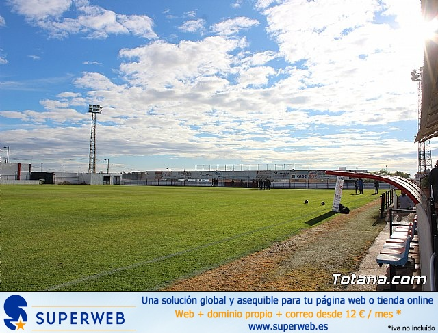 Olímpico de Totana Vs UCAM Murcia B (0-2) - 7