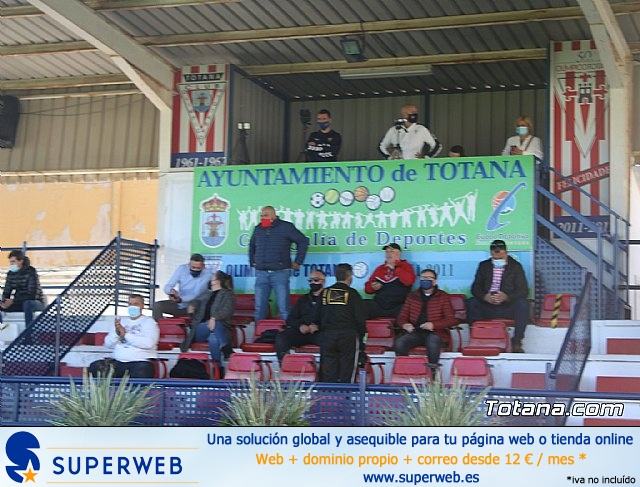 Olímpico de Totana Vs UCAM Murcia B (0-2) - 12