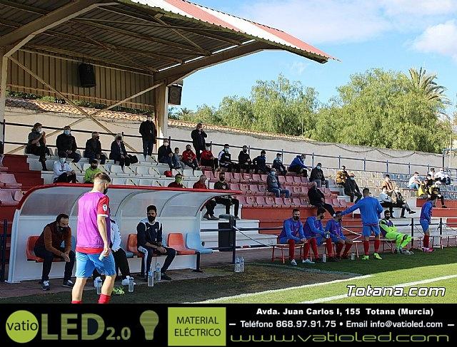 Olímpico de Totana Vs UCAM Murcia B (0-2) - 13