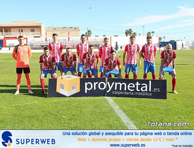 Olímpico de Totana Vs UCAM Murcia B (0-2) - 14