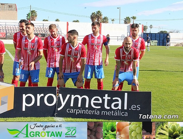 Olímpico de Totana Vs UCAM Murcia B (0-2) - 16