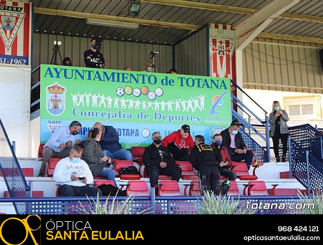 Olímpico de Totana Vs UCAM Murcia B (0-2) - 20