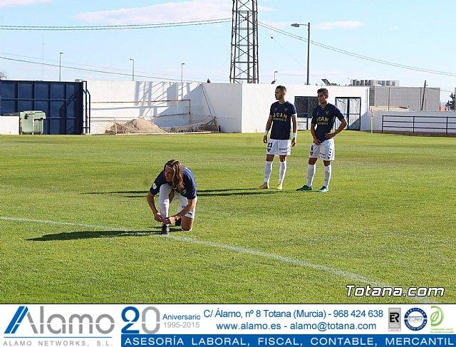 Olímpico de Totana Vs UCAM Murcia B (0-2) - 22