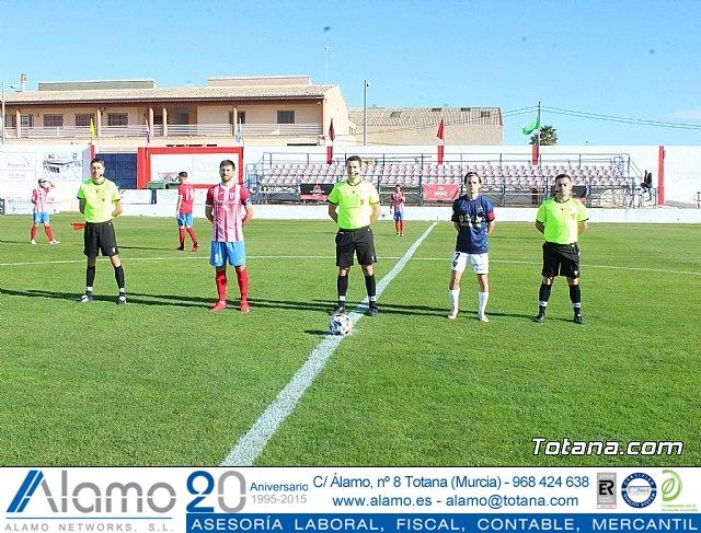 Olímpico de Totana Vs UCAM Murcia B (0-2) - 24
