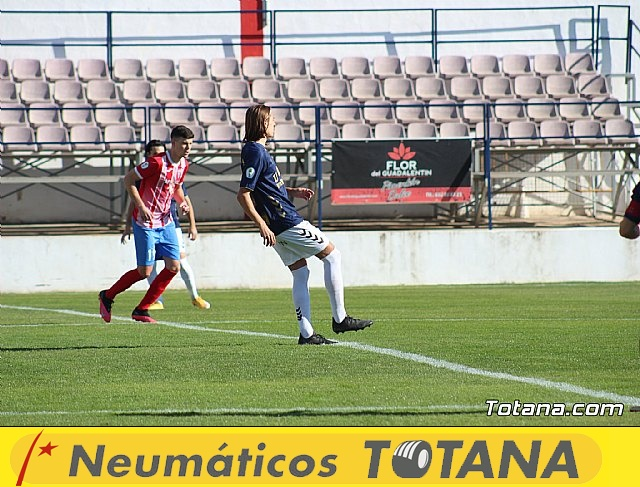 Olímpico de Totana Vs UCAM Murcia B (0-2) - 26