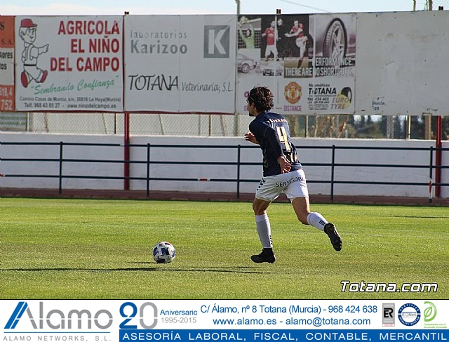 Olímpico de Totana Vs UCAM Murcia B (0-2) - 27