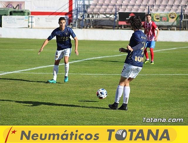 Olímpico de Totana Vs UCAM Murcia B (0-2) - 31