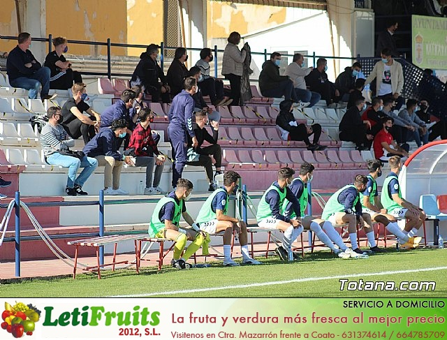 Olímpico de Totana Vs UCAM Murcia B (0-2) - 34