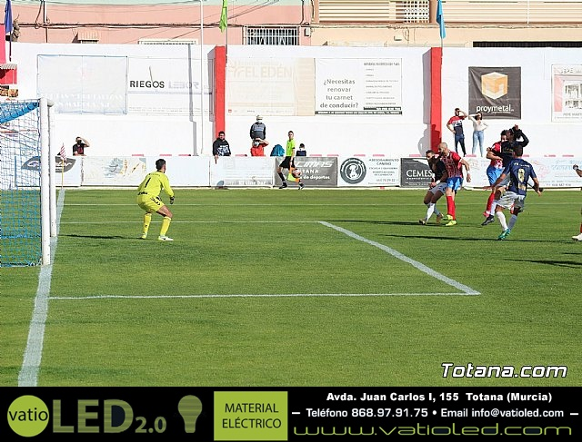 Olímpico de Totana Vs UCAM Murcia B (0-2) - 401