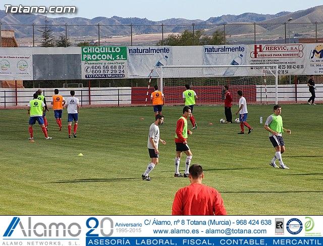 Club Olímpico de Totana - Club Atlético Pulpileño (2-3) - 5