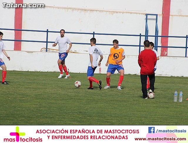 Club Olímpico de Totana - Club Atlético Pulpileño (2-3) - 11