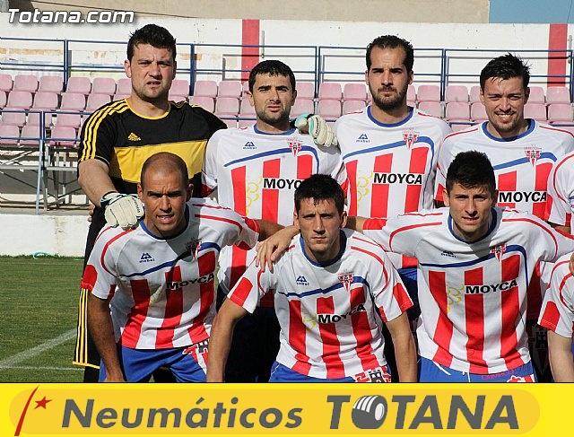 Club Olímpico de Totana - Club Atlético Pulpileño (2-3) - 17