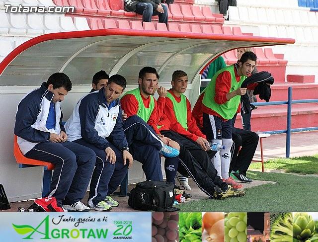 Club Olímpico de Totana - Club Atlético Pulpileño (2-3) - 19