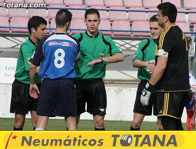 Club Olímpico de Totana - Club Atlético Pulpileño (2-3) - 22