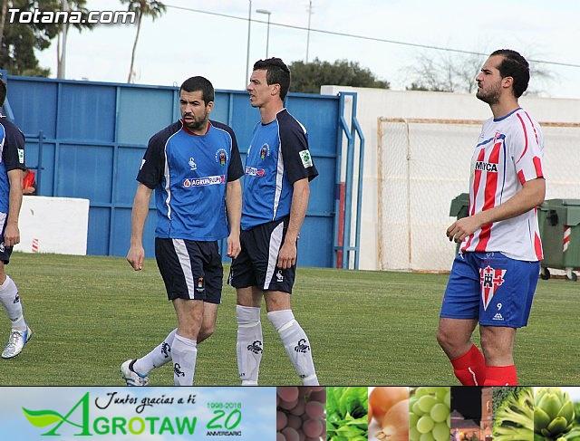 Club Olímpico de Totana - Club Atlético Pulpileño (2-3) - 28