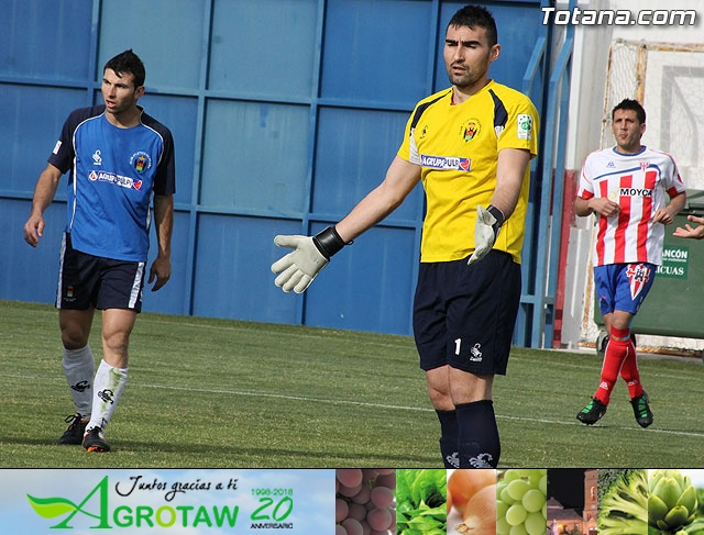 Club Olímpico de Totana - Club Atlético Pulpileño (2-3) - 34