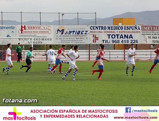 Olímpico de Totana - Pinatar Arena  (0-3) - 2