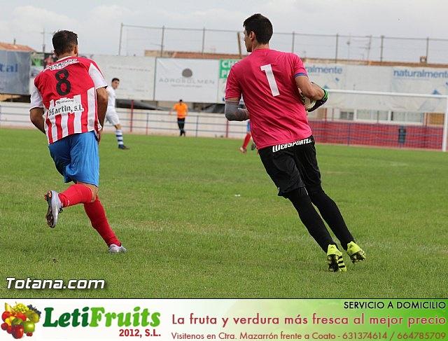 Olímpico de Totana - Pinatar Arena  (0-3) - 12