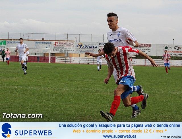 Olímpico de Totana - Pinatar Arena  (0-3) - 15