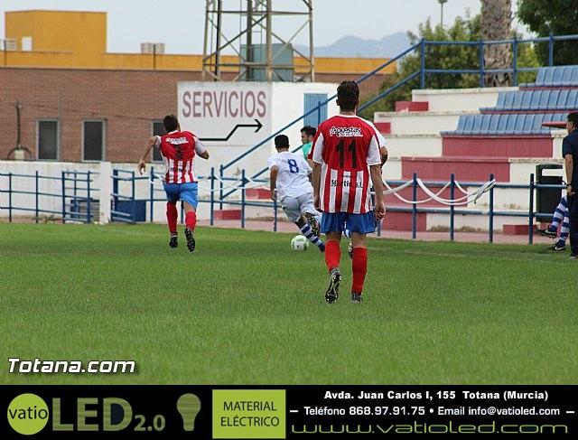 Olímpico de Totana - Pinatar Arena  (0-3) - 16