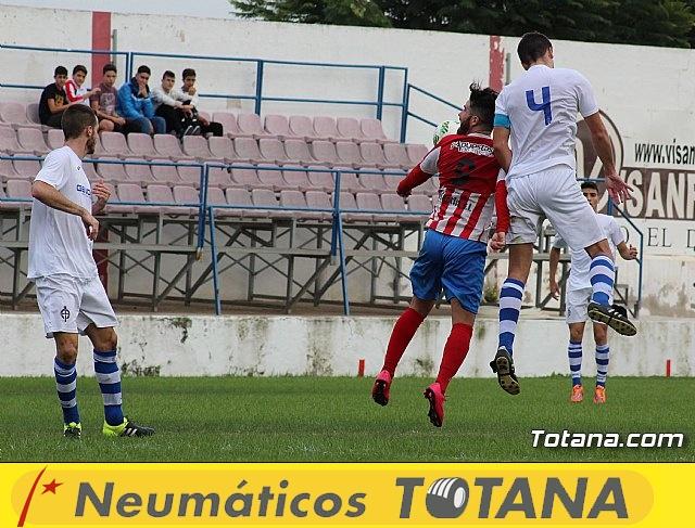 Olímpico de Totana - Pinatar Arena  (0-3) - 23