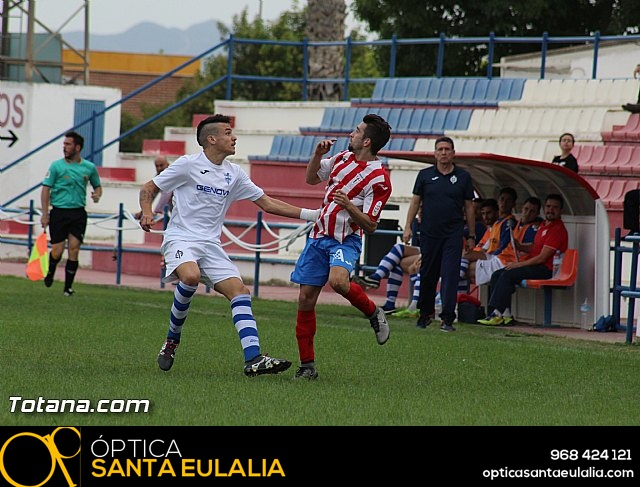 Olímpico de Totana - Pinatar Arena  (0-3) - 26