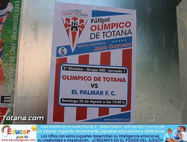 Olímpico de Totana Vs El Palmar F.C. (1-2) - 2