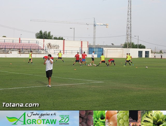 Olímpico de Totana Vs El Palmar F.C. (1-2) - 7