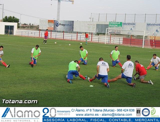 Olímpico de Totana Vs El Palmar F.C. (1-2) - 11