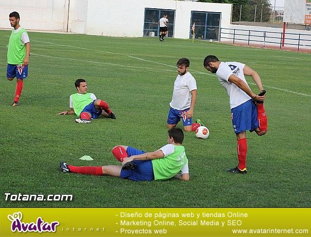 Olímpico de Totana Vs El Palmar F.C. (1-2) - 13