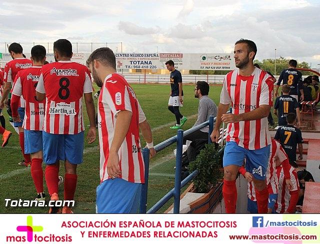 Olímpico de Totana Vs UCAM Murcia CF (2-5) - 11