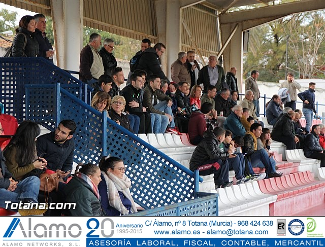 Olímpico de Totana Vs UCAM Murcia CF (2-5) - 31