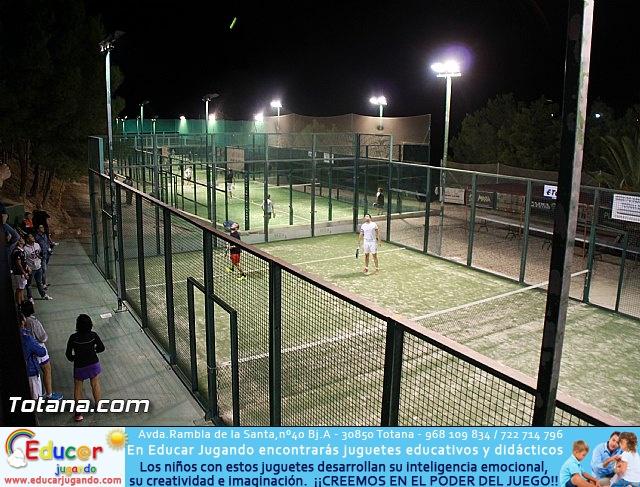 Arranca el II Open de Padel Club de Tenis Totana - 1