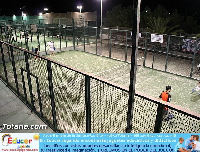 Arranca el II Open de Padel Club de Tenis Totana - 2