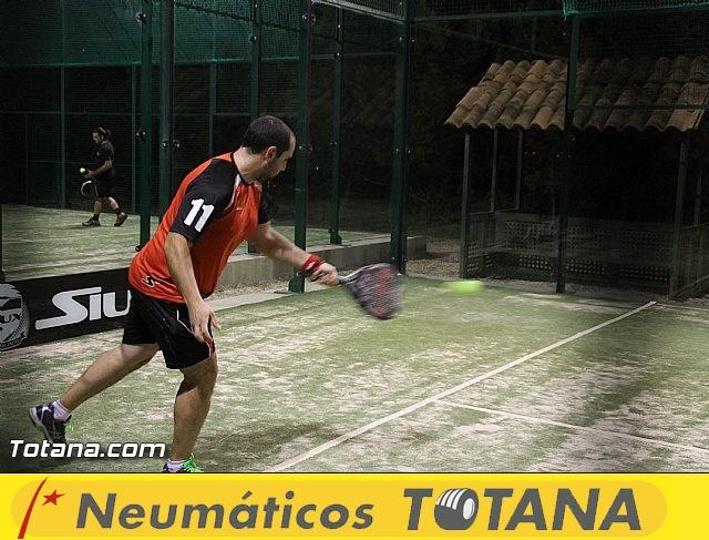Arranca el II Open de Padel Club de Tenis Totana - 16